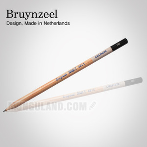 Bruynzeel Design 8815 Graphite 연필 HB B