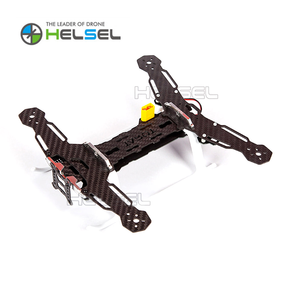 [HELSEL] TR FPV, Racing Machine - 250 Micro Quad Copter 드론