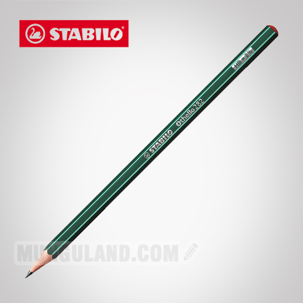 STABILO Graphite Pencil Othello스타빌로 오셀로 연필 282