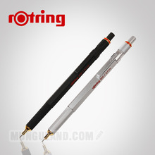Rotring 로트링 800 샤프0.5mm 0.7mm(실버)